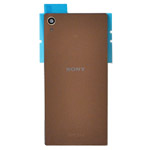 Genuine Sony E6553 Xperia Z3+ Battery Cover in Copper- Sony part no:1291-3411