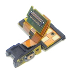 Genuine Sony LT26i Xperia S Audio Flex Cable / Earphone Jack-Sony part no:1247-4438