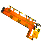 Sony Xperia Z3 (D6616)  Volume Flex-Cable T-Mobile-Sony part no: 1286-0595