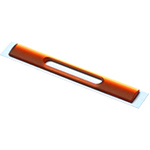 Genuine Sony Xperia Z3 Compact (D5803)  Side Band Cover / Side Panel Magnet Port Orange-Sony part no: 1284-4550