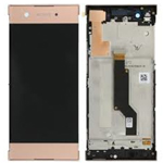 Genuine Sony Xperia Xa1, Xa1 Dual Lcd and touchpad in Pink  Part no: 78PA9100030 / 78PA9100110