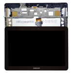 Genuine Samsung GT-P5100 Galaxy Tab 2 10.1 Complete Lcd with Digitizer in Black- Samsung part no: GH97-13538A