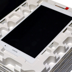 Genuine Sony Xperia Z3 Tablet Compact (SGP611/SGP612/SGP621) Display in White- Sony part no: 1287-0448