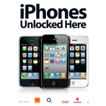 A3 iPhone 4 and 3G/3GS unlocking Poster Designer Series