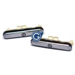 Genuine Samsung GT-I9300 Galaxy S3 Power Key - Ceramic White GH64-00489B