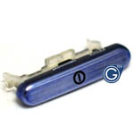 Genuine Samsung GT-I9300 Galaxy S3 Power Key - Metallic Blue GH64-00489A