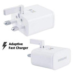 Genuine Samsung EP-TA20UWE 2 Amp UK Mains Fast charger for S6, S6 Edge, S7, S7 Edge Note 4 etc