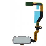 Genuine Samsung SM-G930F Galaxy S7 Home Key Flex White -Samsung part no: GH96-09789D