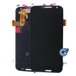 Motorola Moto X (2014)/Moto X2/X+1/XT1092/XT1095/XT1096 Complete LCD and Digitizer Assembly in Black