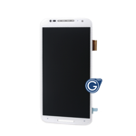 Motorola Moto X (2014)/Moto X2/X+1/XT1092/XT1095/XT1096 Complete LCD and Digitizer Assembly in White