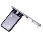 Genuine Sony Xperia XA1 (G3121) Sim Card Tray White - P/N:306J1X60400