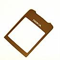 nokia 8800 lens in silver