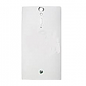 Genuine Sony LT26i Xperia S Back Cover in White- Sony part no:1254-7096