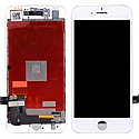 iPhone 8 LCD and Touchpad Assembly in White - (Compatible)