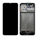 Genuine Samsung Galaxy M21 (M215F) Lcd And Touchpad In Black - Part no: GH82-22509A