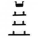 Iphone XR Side Button Set - Black