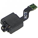 Samsung GT-N8000 Galaxy Note 10.1  Audio Flex Cable / Earphone Jack-Part no: GH59-11885A