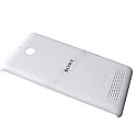 Genuine Sony D2004 Xperia E1 Battery Cover in White-Sony part no: A/405-58650-0001