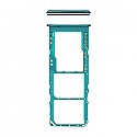 Genuine Samsung Galaxy A30s (A307F) Sim Card Holder Green - Part No: GH98-44769B