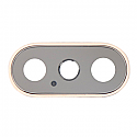 iPhone XS/XS Max - Rear Camera Lens With Bezel - Gold