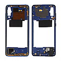 Genuine Samsung Galaxy A70 (A705F) Middle Frame In Blue - Part No: GH97-23258C