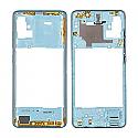 Genuine Samsung Galaxy A51 (A515F) Main Frame Blue - Part No: GH98-45033C