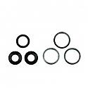 iPhone 11 Pro /11 Pro Max - Rear Camera Lens & Bracket Set - Black