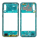 Genuine Samsung Galaxy A30s (A307F) Middle Frame Green - Part No: GH98-44765B