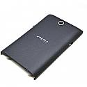 Sony C1505 Xperia E  Battery Cover (Black)-Sony part no: A/405-58570-0010