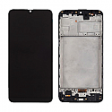 Genuine Samsung Galaxy M31 (M315F) Super Amoled lcd and touchpad in black - Part no:GH82-22631A