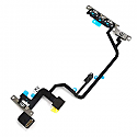 Iphone XR Power Button Flex Cable With Metal Brackets