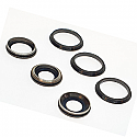 Iphone 11 Rear Camera Lens - OEM  (packs of 5)