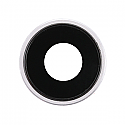 Iphone XR Rear Camera Lens - With Bracket - White - OEM-packs of 5