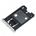 Nokia Lumia 925 Sim Card Tray (Silver)-Part no: 0269D42