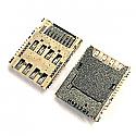 Genuine Samsung SM-G900F Galaxy S5 Sim with Memory Card Reader-Part no: 3709-001840