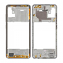Genuine Samsung Galaxy A51 (A515F) Main Frame White - Part No: GH98-45033A