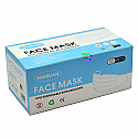 50pcs Box of 3ply Disposable Face Mask With Earloop - Branded SHARUAN (High Quality certified face mask)