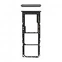 Genuine Samsung Galaxy A30s (A307F) Sim Card Holder Black - Part No: GH98-44769A