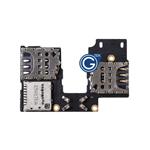 Motorola Moto G (2015), G3 XT1550 Dual Sim and Micro SD Card Reader Flex