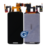 Motorola Moto X Style XT1570/XT1572/XT1575 Complete LCD and Digitizer Assembly in Black