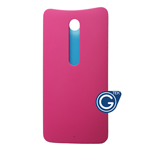 Motorola Moto X Style Battery Cover in Hot Pink