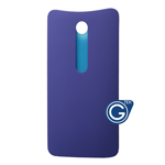 Motorola Moto X Style Battery Cover in Royal Blue