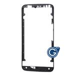 Motorola Moto X Style LCD Front Frame in Black