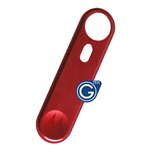 Motorola Moto X Style Rear Camera Cover in Red