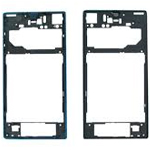 Genuine Sony C6903 Xperia Z1,C6902 Xperia Z1,C6909 Xperia Z1 P/N:1274-8999, Middle Frame, Chassis (Purple)
