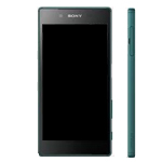 Genuine Sony Xperia Z5 (E6653) Complete Lcd and Touchpad with Frame in Green - Part no: 1296-1896