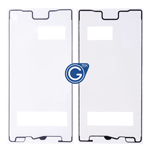 Sony Xperia Z5 LCD Frame Adhesive